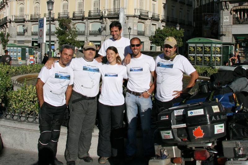 Madrid, Porta del Sol