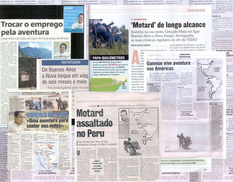BuenaYork na imprensa